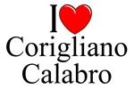 I Love (Heart) Corigliano Calabro, Italy