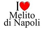 I Love (Heart) Melito di Napoli, Italy