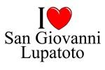 I Love (Heart) San Giovanni Lupatoto, Italy