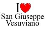 I Love (Heart) San Giuseppe Vesuviano, Italy