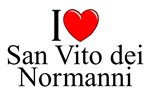 I Love (Heart) San Vito dei Normanni, Italy