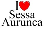 I Love (Heart) Sessa Aurunca, Italy