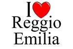 I Love (Heart) Reggio Emilia, Italy
