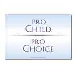 Feminist Gifts: Pro Child Pro Choice