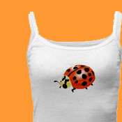 Cute Animal & Bug T-shirts