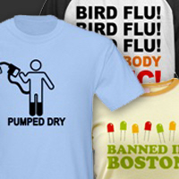 Topical T-shirts