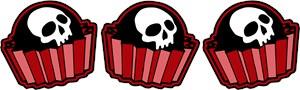 Skull Candy Bonbons