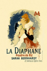 Vintage Poster Art Diaphane