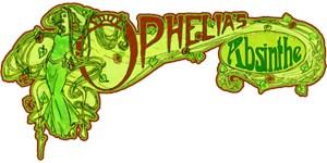 Art Nouveau Style Ophelia's Absinthe
