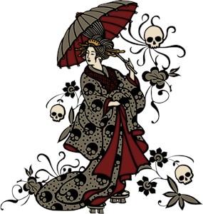 Gothic Geisha