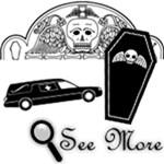 Gravestones & Funeral Imagery