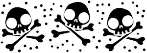 Cute Skulls And Crossbones