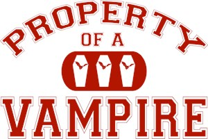 Property Of A Vampire