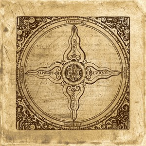 Old Compass Rose 3