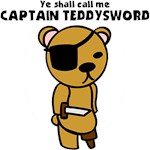 Captain Teddysword