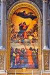 Famous Paintings: The Assumption by Titian