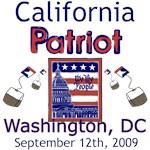 California Patriot 9/12/2009:
