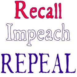 Recall Impeach REPEAL