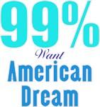 99% american dream
