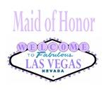 Lilac Las Vegas Wedding