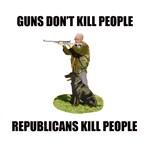 Cheney the Hunter