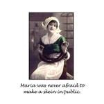 Make a Skein in Public