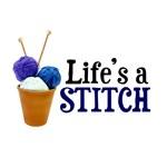 Knitting - Life's a Stitch