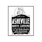 Asheville North Carolina Ad
