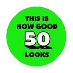 50th Birthday - Happy Birthday
