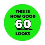60th Birthday - Happy Birthday