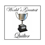 World's Greatest Quilter