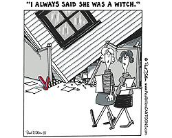 Always Said She Was A Witch