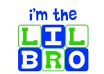 I'm the lil bro
