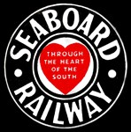 Seaboard Railway 1945