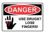 DRUG DANGER !!