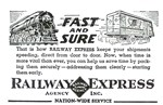 Fast & Sure-Railway Express Products