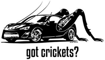 got crickets?