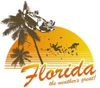 Visit Florida: The Weather's Great!
