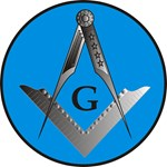 Masonic Square and Compass #32