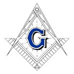 Masonic Square and Compass #8