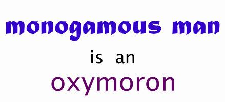 Monogamous Man