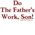 The Fathers Work Section