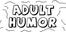 Adult Humor Buttons