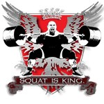 SQUAT IS KING