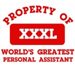 Property of Personal Assistant