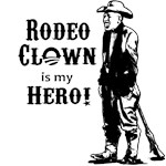 Rodeo Clown Hero