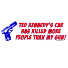 Ted Kennedy's Car