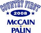 Collegiate McCain Palin