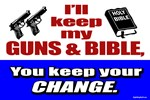 I'll Keep My Guns and Bible
