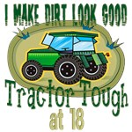 Tractor Tough 18th
